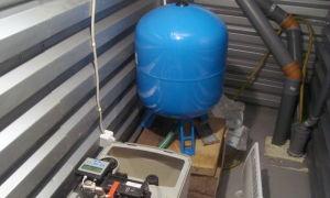 Водопровод в частном доме – как сделал я