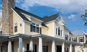 Чем обшить дом снаружи – разумный выбор материала