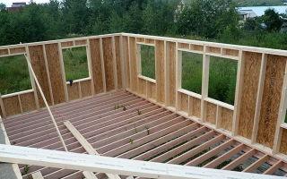 Дом своими руками без опыта строительства каркасного дома