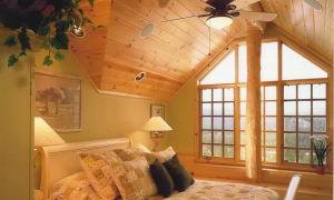 Чем обшить деревянный дом внутри – я выбираю материал обшивки