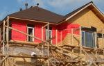 Правильная ветрозащита каркасного дома — элементы и монтаж