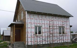 Как правильно утеплить снаружи деревянный дом под сайдинг