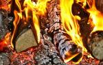 Расходы на отопление загородного дома – топим дровами