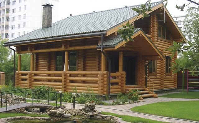 Как пристроить веранду к деревянному дому 2