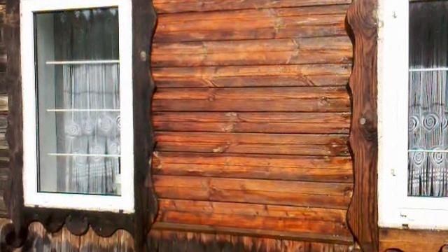Перед тем как утеплить деревянный дом, нужно очистить стены от загрязнений, грибка, гнили и вредителей.