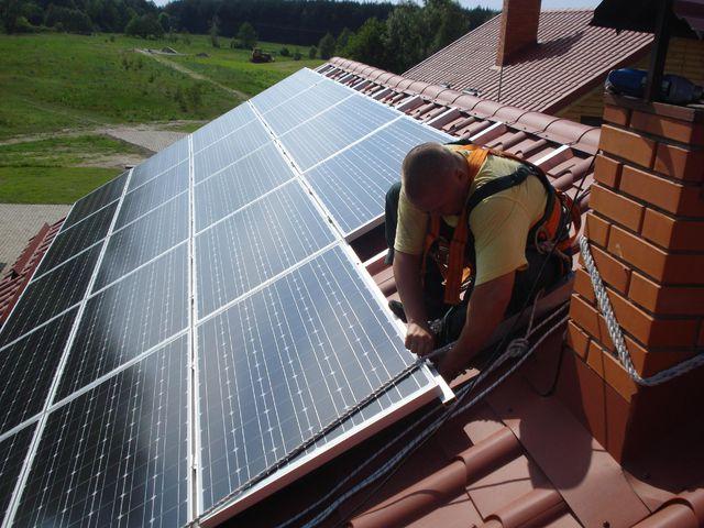 Купить солнечную батарею - не главное, главное - правильная ее установка.