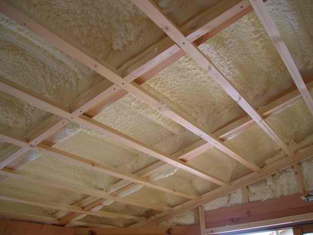 Чем утеплить потолок в частном доме А