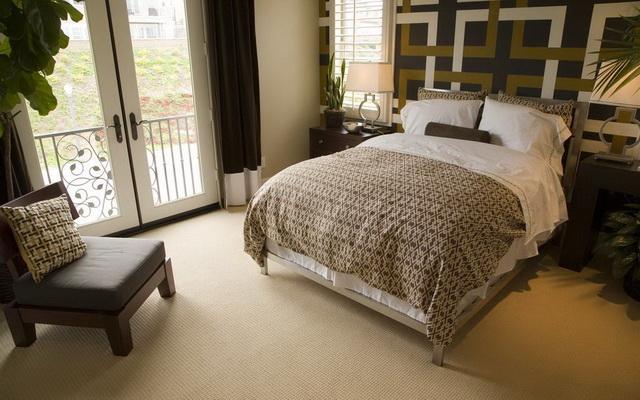 Без спальни в частном доме никак не обойтись, чем больше площадь спальни, тем лучше.