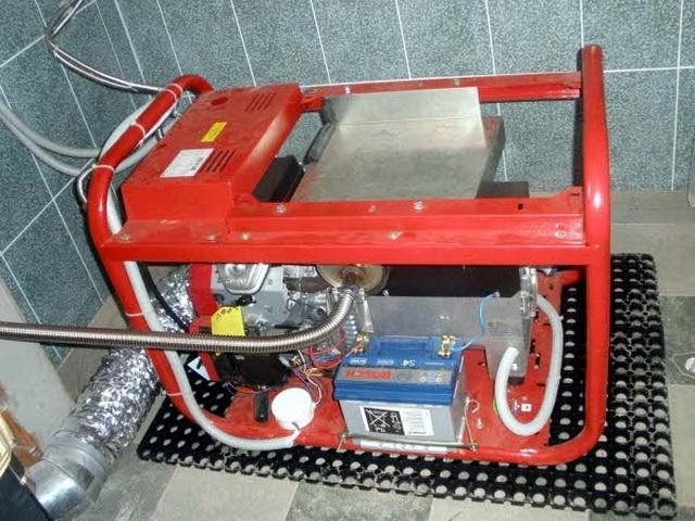"""При сроках отключения более суток все равно потребуется генератор для поддержания системы резервного электроснабжения """"в тонусе""""."""