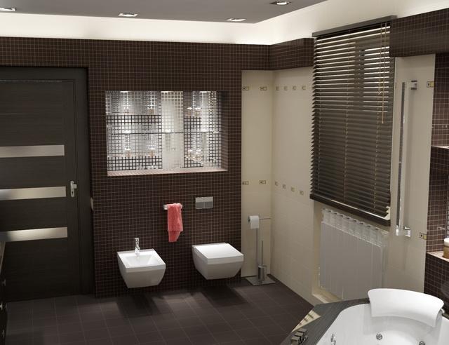 Интерьер туалета фото 1