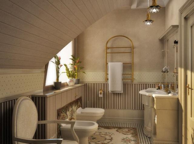 Интерьер туалета фото 3