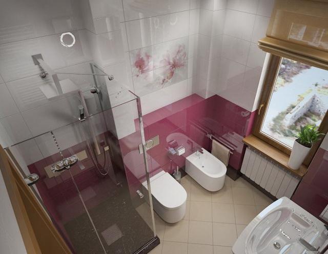 Интерьер туалета фото 5