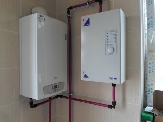 Энергосберегающие системы отопления частного дома 3