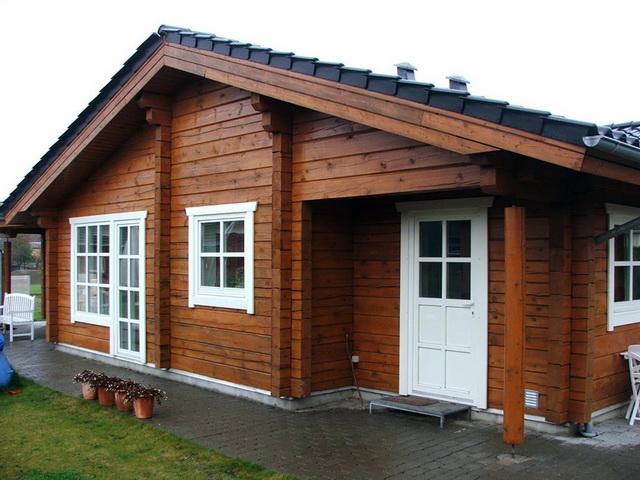 Дома из профилированного бруса - стоимость брусовых домов под ключ 3