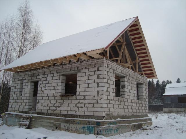 Интересные проекты домов из газосиликата - выбираем лучшие 1