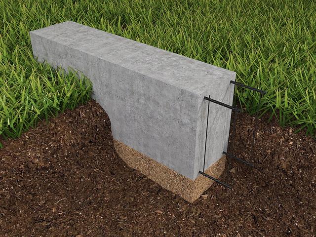 Мелкозаглубленный ленточный фундамент своими руками - марка бетона для МЗФЛ 1