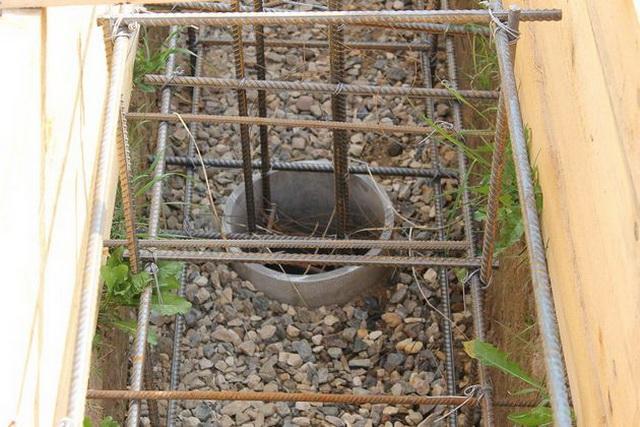 Свайно-ленточный фундамент своими руками - как рассчитать и построить ленточный фундамент дома на склоне 3