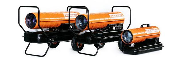 Тепловые электрические пушки - обзоры, большой каталог, расход электроэнергии 1