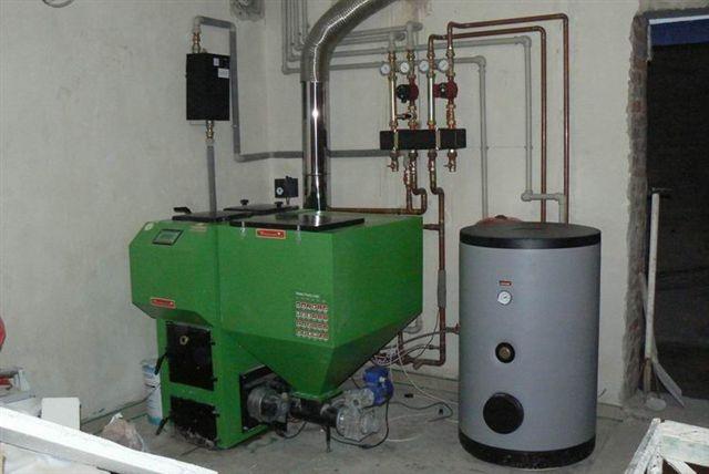Какой выбрать электрический котел для теплого водяного пола в доме 2