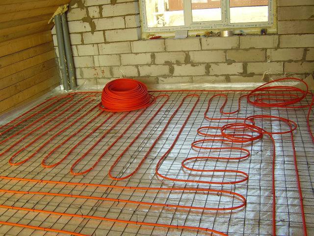 Какой выбрать электрический котел для теплого водяного пола в доме 4