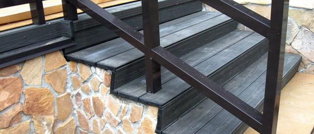 Готовые ступеньки для крыльца из дерева - цена, виды, фото 4