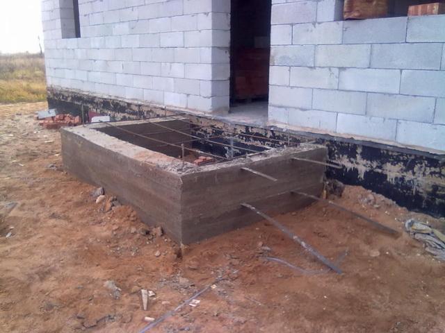 Как сделать бетонные ступеньки для крыльца частного дома 2