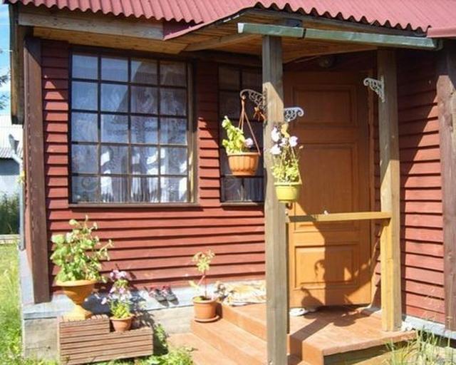 Как сделать крыльцо с навесом в частном доме – красивое и недорогое 3