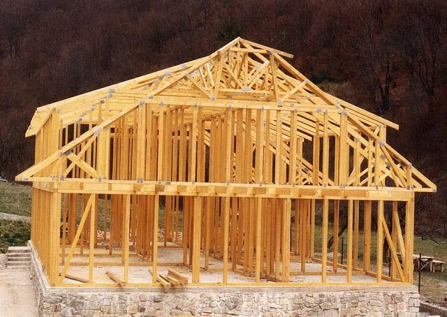 Так можно ли строить каркасный дом зимой? 2