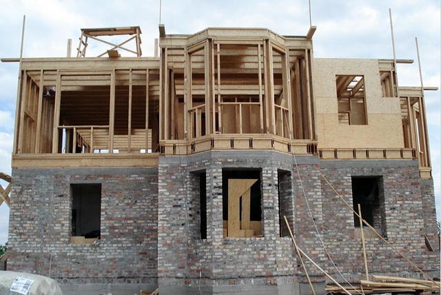 Так можно ли строить каркасный дом зимой? 3