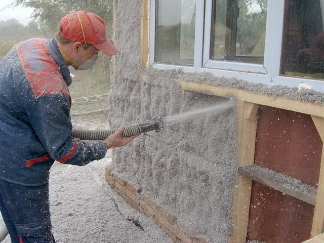 Как можно утеплить каркасный дом для зимнего проживания 3