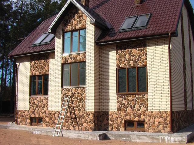 фасадные панели для наружной отделки дома фото 4