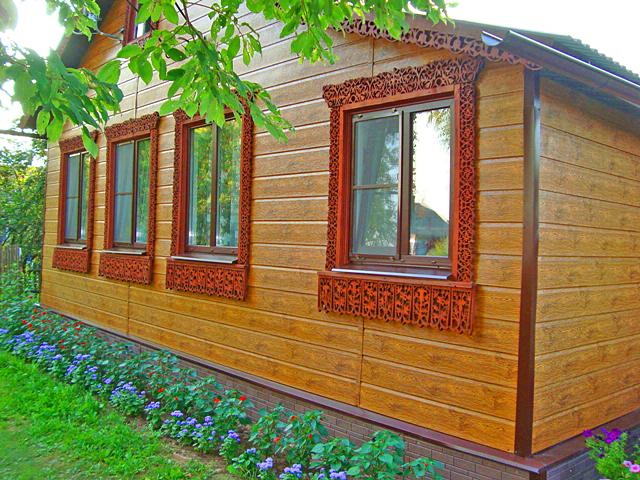 фасадные панели для наружной отделки дома фото 8