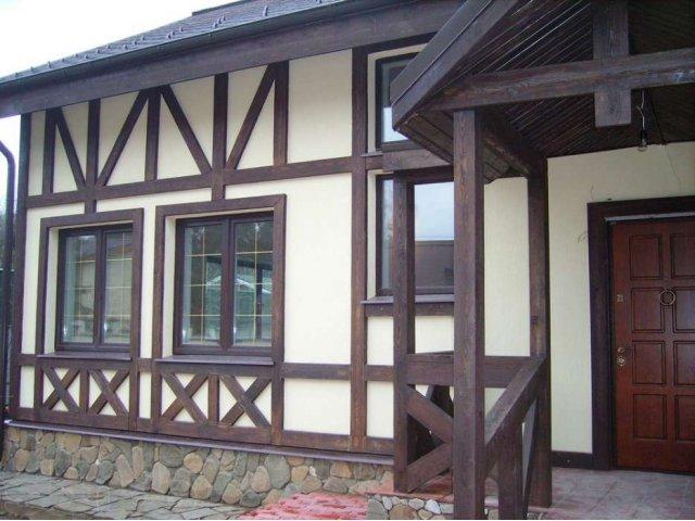 каким цветом покрасить фасад частного дома фото 12