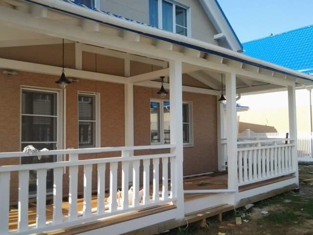 террасы и веранды пристроенные к дому фото 11