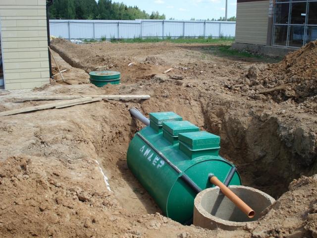 автономная канализация в частном доме как выбрать 3-1