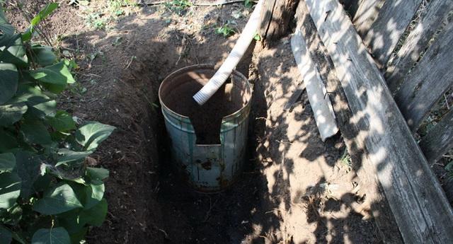 Простое устройство канализации в частном доме своими руками 1