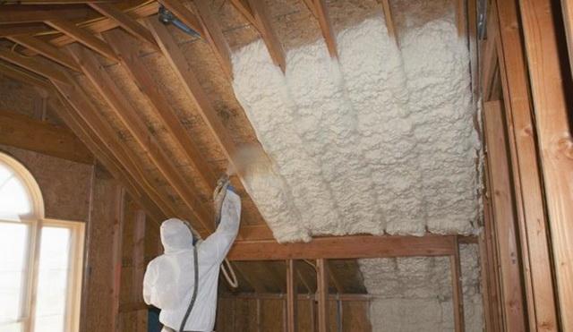 Оптимальная толщина утеплителя в каркасном доме для постоянного проживания 1
