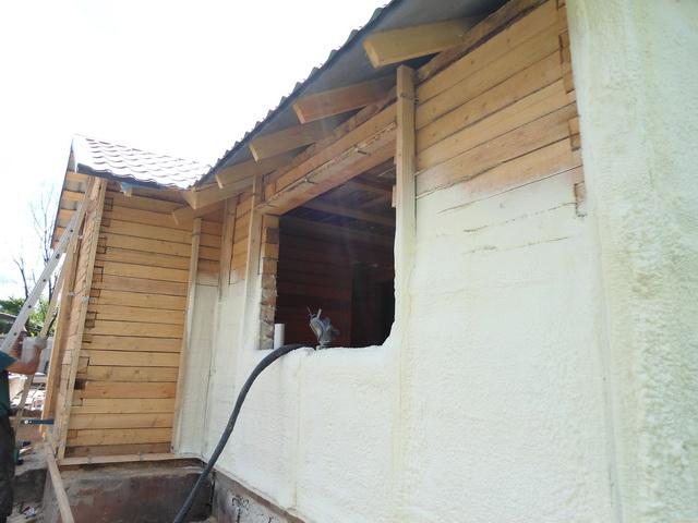 Какой утеплитель лучше снаружи для стен деревянного дома под сайдинг 1