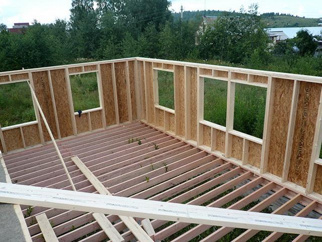 Дом своими руками без опыта строительства каркасного дома 1