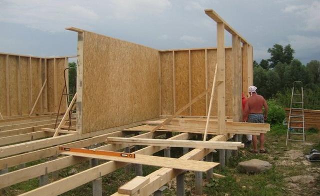 Дом своими руками без опыта строительства каркасного дома 2