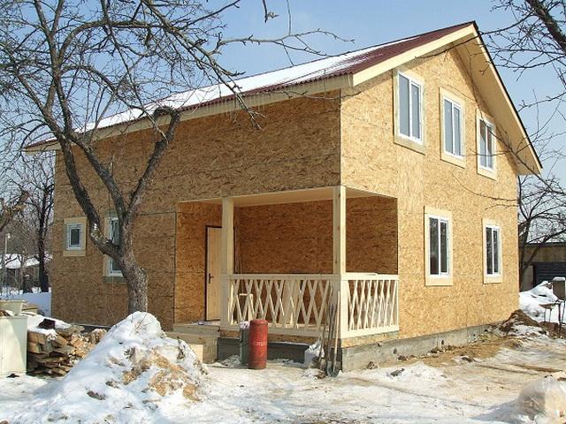 Каркасные дома и отзывы владельцев, уже живущих в этих домах 1
