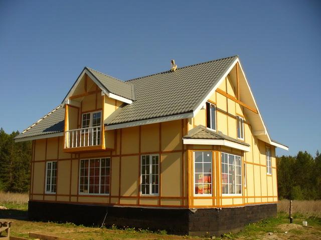 Каркасные дома и отзывы владельцев, уже живущих в этих домах 2