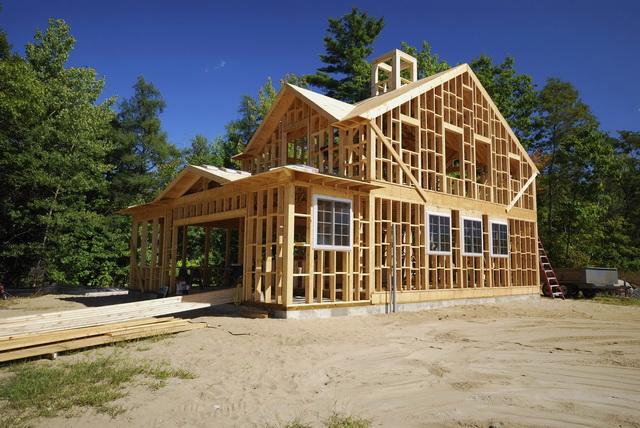 Что такое каркасный дом и из чего его строят 1