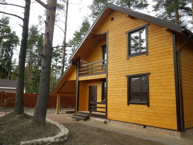 Что такое каркасный дом и из чего его строят 4