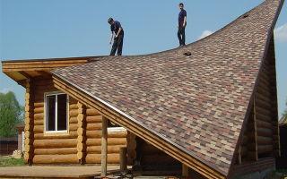 Дом с односкатной крышей – смотрим плюсы и минусы