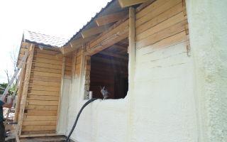 Какой утеплитель лучше снаружи для стен деревянного дома под сайдинг
