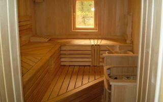Баня 3 на 3 — планировка внутри и фото