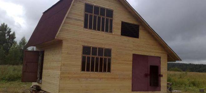 Как и чем обработать вагонку внутри деревянного дома