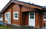 Дома из профилированного бруса — стоимость брусовых домов под ключ