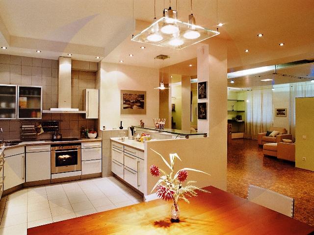 Современная кухня, даже с мощной плитой, потребляет не так много электроэнергии.